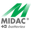 MIDAC Batteries